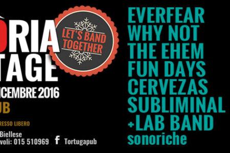 Sonoria On Stage – 28 dicembre 2016