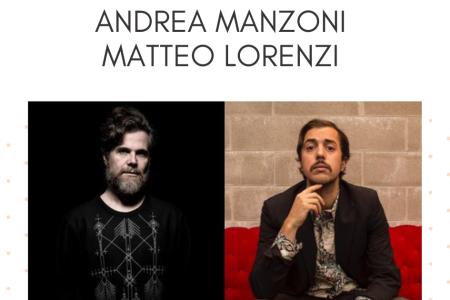 Andrea Manzoni & Matteo Lorenzi in concerto – Sabato 30 marzo 2019