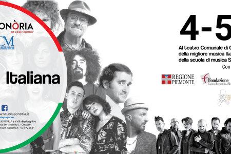Italiana! – Spettacolo di Fine Anno 2019